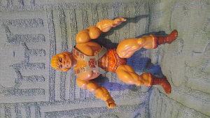 He-Man, Hi-Men, Masters of the Universe (čitajte opis)