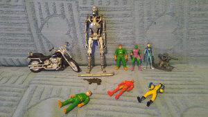 Igračke Terminator Endo T-800 Motor Marvel heroji
