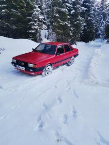 Audi 80 cc quattro