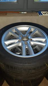 gume od Mercedesa