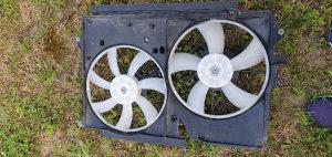 Toyota RAV 4 ventilatori original