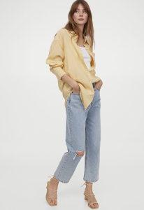 H&M bluza košulja