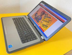 """Laptop HP 15.6"""" i5-2450M 3.10 /SSHD 500GB/8GB/IntelHD"""