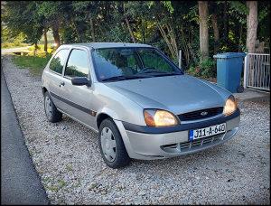 Ford Fiesta // 1.3 Benzin 44 KW // KLIMA