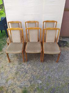 Trepezarijske stolice