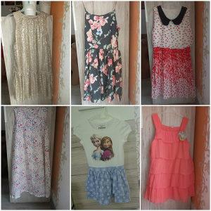 Ljetne haljinice 134/140