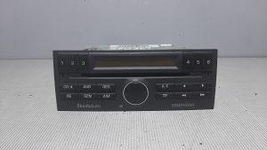 6Y0035156E RADIO  SKODA FABIA > 04-07