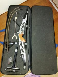 Luk i strijela olimpijski luk, profesionalni