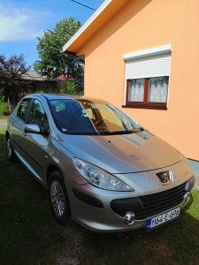 Peugeot 307 redizajn 1.6 HDI