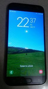 Samsung J5 2017 Black - SM-J530F