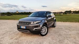 Land Rover Evoque 4x4 Range Rover