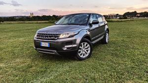 Land Rover Evoque 4x4