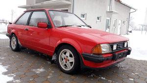 Ford Escort XR3i mk3