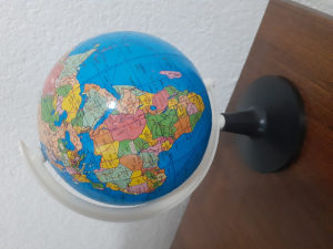 Mali globus