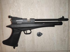 Diana chaser co2 vazdušni pištolj