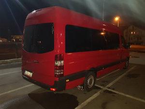 Minibus 14 sjedista Mercedes Sprinter