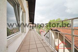 PROSTOR prodaje: Dvoetažni petosoban stan, Bistrik