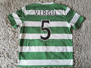 Dres Celtic - Virgil van Dijk