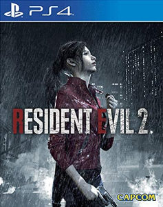 Resident Evil 2 (PS4) - Lenticular Limited Edition
