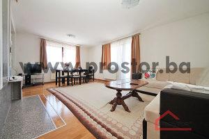 PROSTOR prodaje: Adaptiran četverosoban stan, Bistrik