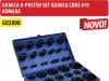 O-PRSTEN GUMICE CRNE ZA KLIMU 419 KOMADA G02800