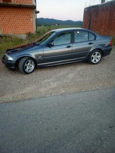 BMW E46 320d *TEK REGISTROVAN*