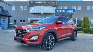 Hyundai Tucson 2.0 CRDI 4x4 AT Prestige