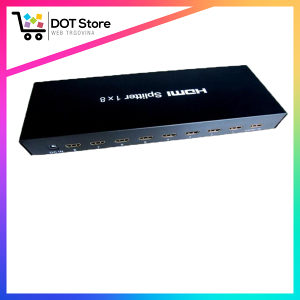 HDMI Splitter SBOX 8 PORT