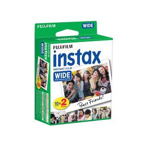 FUJIFILM INSTAX Wide Instant Film (2×10)