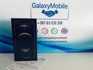 IPhone 12 Pro Max 512GB Gold (gar. 2 god.)