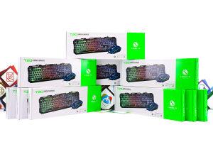 Gaming set tipkovnica i miš Luminous T20 RGB