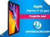 Apple iPad Pro WiFi 128GB 11'' (2. gen, model 2020)