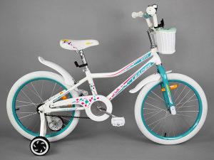 """Bicikl s korpom, biciklo djecije za djevojčice 20"""""""