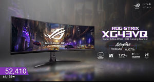 ASUS ROG XG43VQ 43'' 120HZ 1MS GAMING Monitor !!!