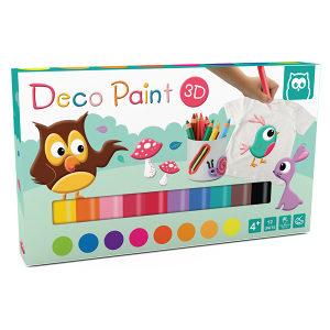 Deco boje 3D set