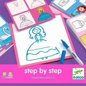 Eduludo crteži korak po korak