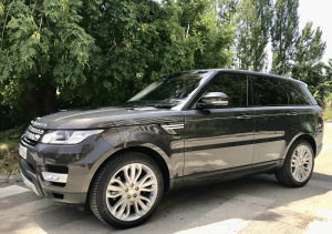 Land Rover Range Rover Sport-4x4-Model 2016