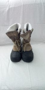 Zimske čizme nepromočive kožne,gumene