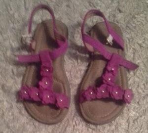 Sandale za princeze 27