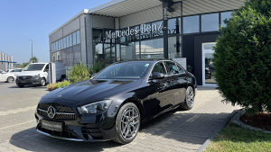 Mercedes Benz E 400 d 4Matic Face Lift