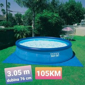 Bazeni INTEX za kupanje veliki Bazen 3.05
