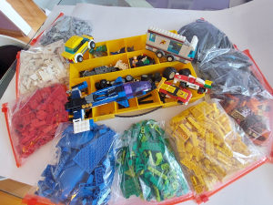 Lego kockice 5kg original