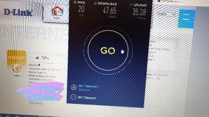 4G LTE Router D-Link DWR-921