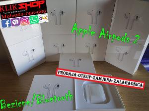APPLE AirPods 2 Bežične/Bluetooth/Wireless SLUŠALICE
