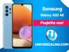 Samsung Galaxy A32 4G 128GB (8GB RAM), SM-A325