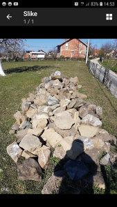 Kamen rijecni  10+m3