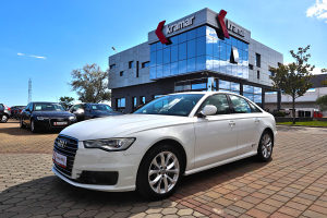 Audi A6 2.0 TDI Ultra S-Tronic Ambition Luxe FACELIFT