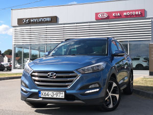 Hyundai Tucson Prestige 2.0 dizel 4x4 automatik