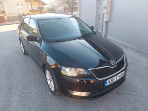 Škoda rapid, 1.6TDI 77kw, 2015, top stanje