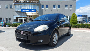 Fiat Grande Punto 1.4 Benz/Plin